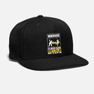 Mechanical Engineering Funny Quotes Automotive Mechanic Engineer Funny Design - Snapback Cap