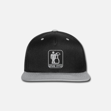 Groom Game Over - Snapback Cap