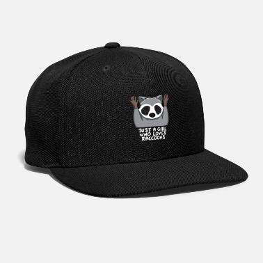Christmas Save The Trash Pandas Raccoon Funny Lovers Gift - Snapback Cap