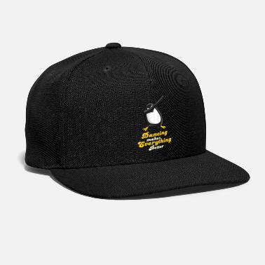 Dubstep Dubstep Penguin Dance Animal Bird Gift - Snapback Cap