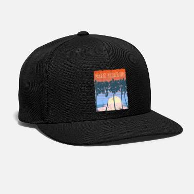 Back To Back Great Barrier Reef Beach Family Vacation Keepsake - Snapback Cap