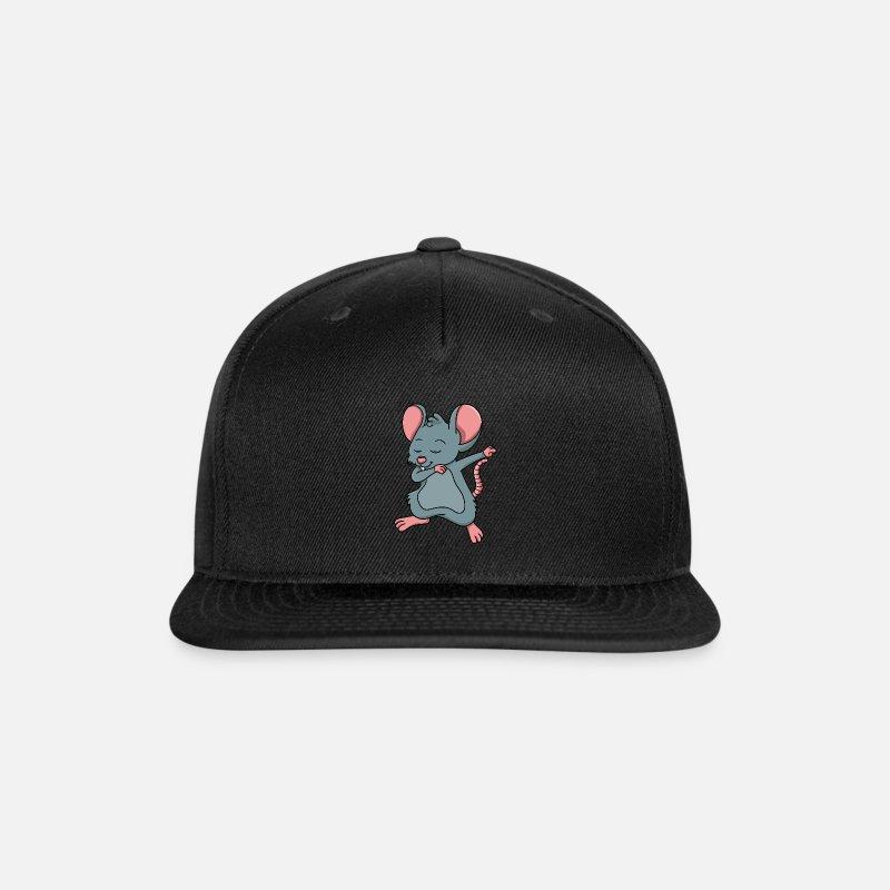 Classic Comfortable Dabbing Raccoon Funny Adjustable Baseball Cap