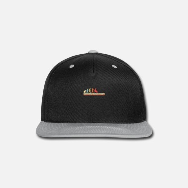 Bone Fisherman Retro Evolution - Snapback Cap