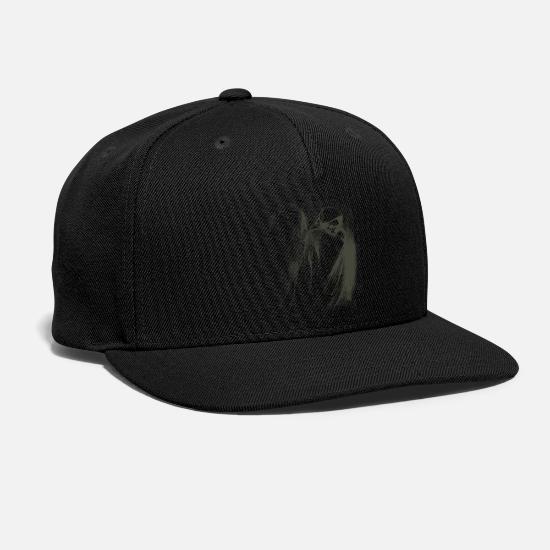 360cafbbb Ghost Snapback Cap | Spreadshirt