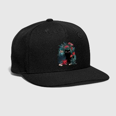 Black Cat Black Cat - Snap-back Baseball Cap