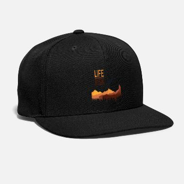 LIFE WITHOUT RISK - Snapback Cap