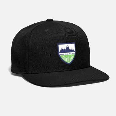Colourful AWFPBS Crest - Snapback Cap