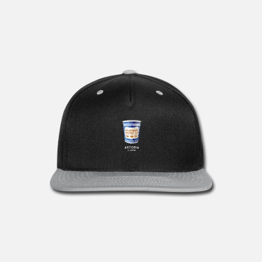 Ny Astoria Queens Greek Coffee Paper Cup New York - Snapback Cap