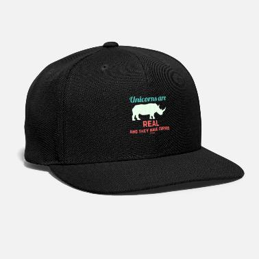 Threatened with extinction threatened animals rhino - Snapback Cap