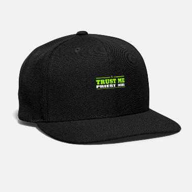 Wanted PRIEST - TRUST ME - Snap-back Baseball Cap
