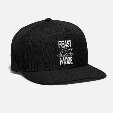 Feast Day Feast Mode - Snap-back Baseball Cap