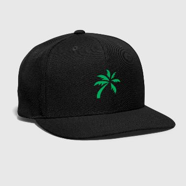 Coconut coconut tree - Snap-back Baseball Cap