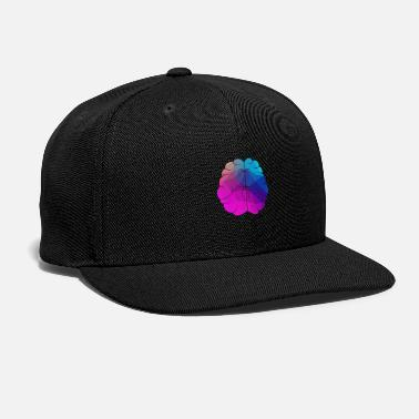 Brain brain - Snap-back Baseball Cap