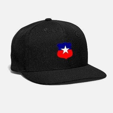 Chile country Chile roundel - Snapback Cap