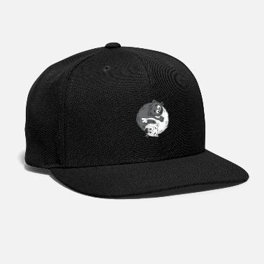 Tabby Cat Kitty Tabby Cartoon - Snapback Cap