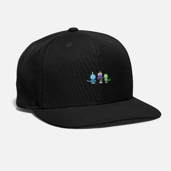 Snapback Hats for Men /& Women Octopus Lifeline A Embroidery Cotton Black