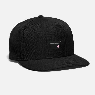 Black Tote with Heart - Snapback Cap