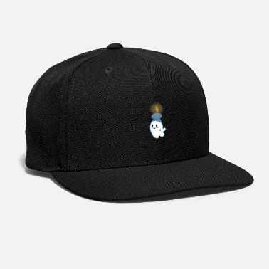Little Ghost Bright - Snapback Cap