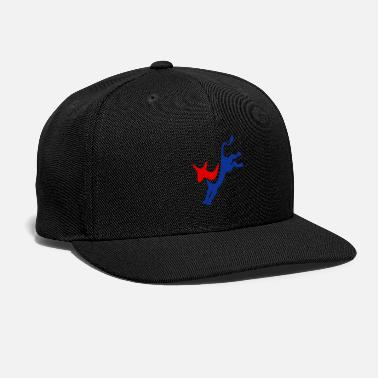 Democrat Democrat - Snap-back Baseball Cap