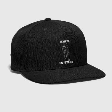 Stand KNEEL TO STAND - Snap-back Baseball Cap