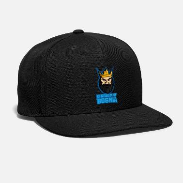 Bosnia Kingdom of Bosnia - Snap-back Baseball Cap