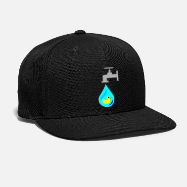 Water duck - Snapback Cap