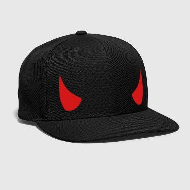 Devil Horns Devil - Snap-back Baseball Cap