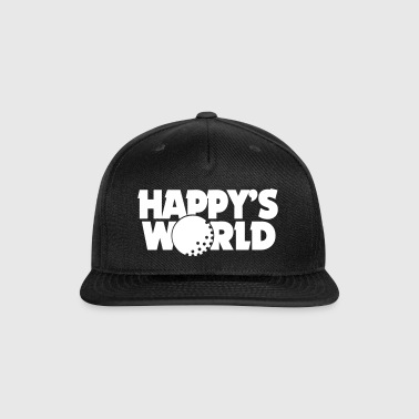 Happy's World - Snap-back Baseball Cap