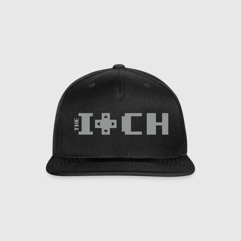 The Official Itch Shirt Logo - Snap-back Baseball Cap
