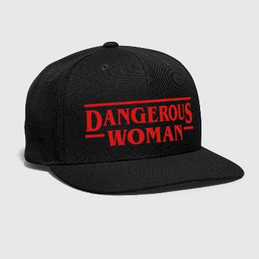Dangerous Woman - Snap-back Baseball Cap