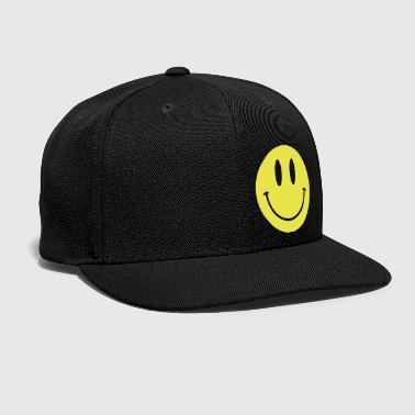 Acid House Smiley - Snap-back Baseball Cap