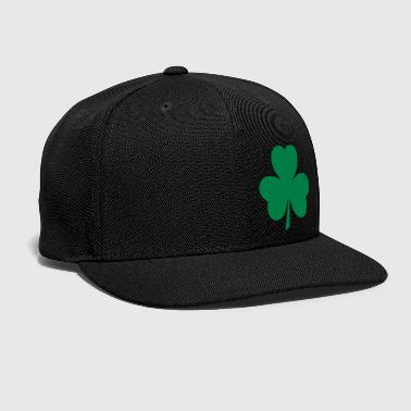 Clover Shamrock - Snap-back Baseball Cap
