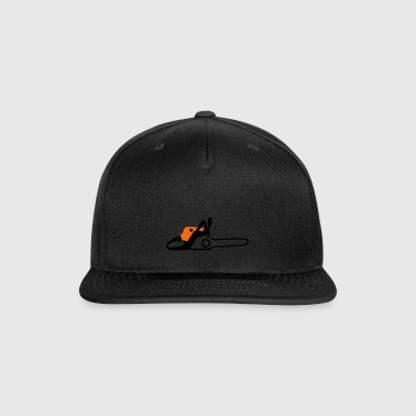 chainsaw - Snap-back Baseball Cap