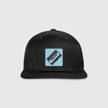 Music cassette - Snap-back Baseball Cap