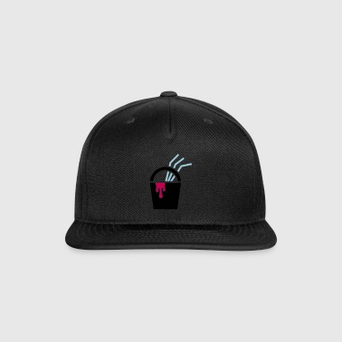 sangria bucket - Snap-back Baseball Cap