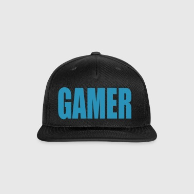 Gamer - Snap-back Baseball Cap