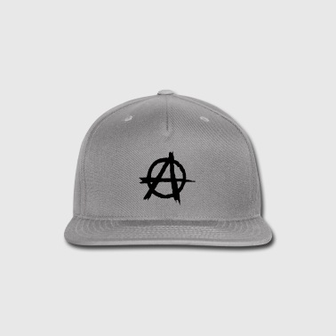 Anarchy - Snap-back Baseball Cap