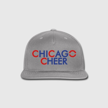 CHICAGO CHEER ( WithOut . com ) - Snap-back Baseball Cap