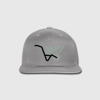 wheelbarrow - Snap-back Baseball Cap