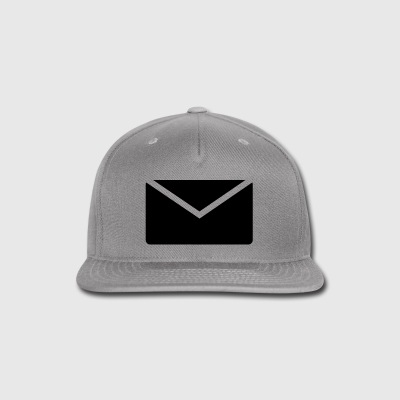 Letter Envelope - Snap-back Baseball Cap