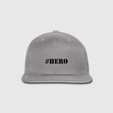 hero-neu - Snap-back Baseball Cap