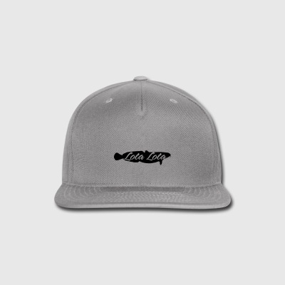 Lota Lota 2 - Snap-back Baseball Cap