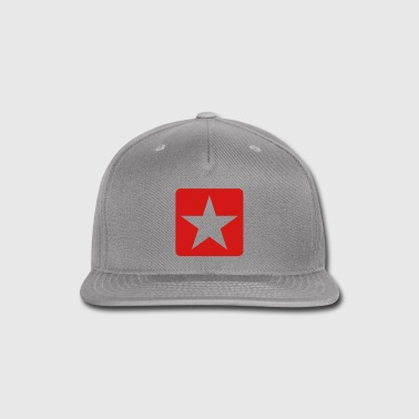 Star - Snap-back Baseball Cap
