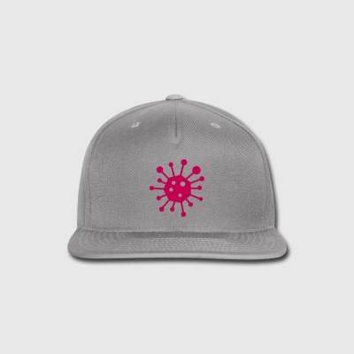 virus - Snap-back Baseball Cap