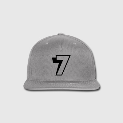 The 7 - Snap-back Baseball Cap