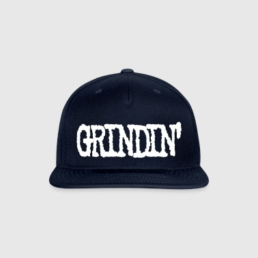 Grindin' - small - Snap-back Baseball Cap