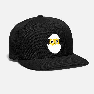 Hatch Hatched Chick - Snapback Cap