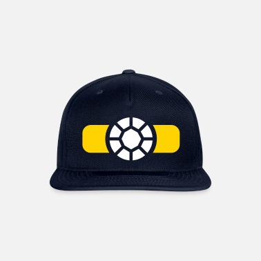 Cartoon Hands Logo wedding wedding - Snapback Cap