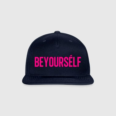 Beyourself - Snap-back Baseball Cap
