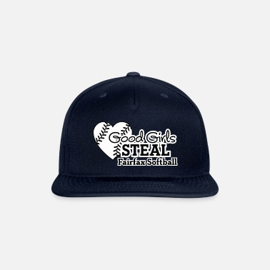Steal Good Girl Steal Fairfax Softball - Snapback Cap